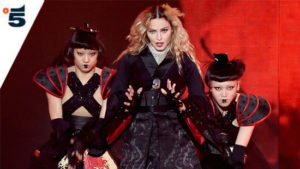 Il Rebel Heart Tour di Madonna verrà trasmetto su Canale 5 a settembre (VIDEO)