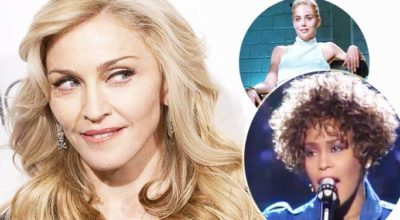 All'asta la lettera dove Madonna critica Whitney Houston e Sharon Stone definendole