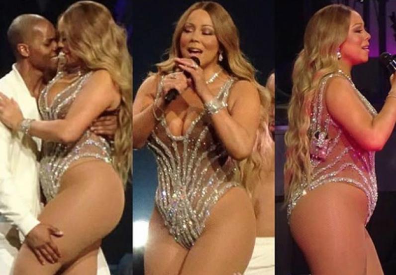 """Mariah Carey: """"sono orgogliosa delle mie curve"""""""
