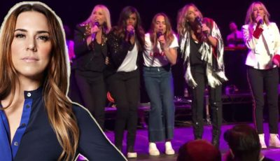 Melanie C e le All Saints cantano insieme Pure Shores (VIDEO)