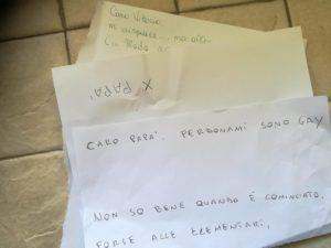 Il figlio fa coming out, la risposta del padre è spettacolare e la lettera diventa virale
