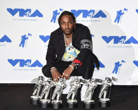 MTV Video Music Awards 2017: il trionfo di Kendrick Lamar