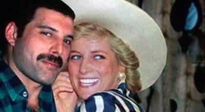 Quando Lady Diana andò con Freddie Mercury in un locale gay travestita da uomo...
