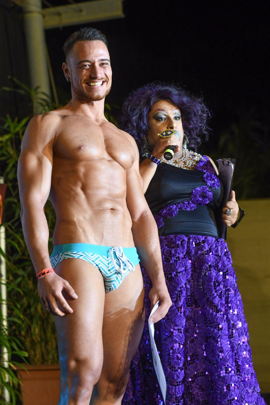 Sergio Genna, gay più bello dìitalia 2017
