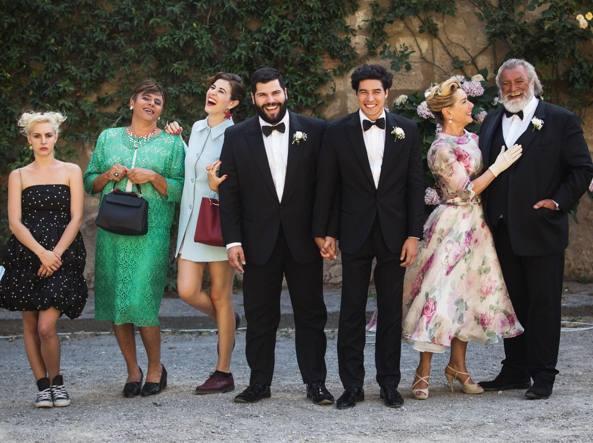 Salvatore Esposito, matrimonio italiano, gay, film