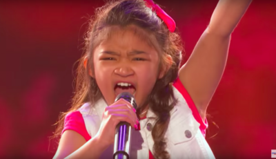 angelica hale whitney houston