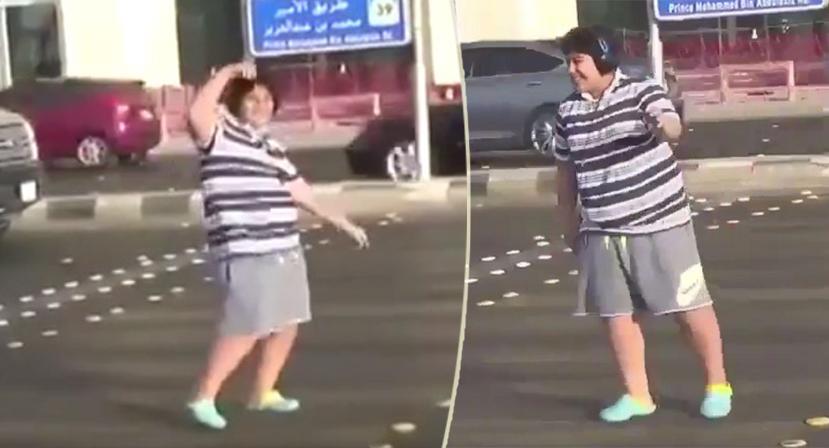 14enne arrestato per aver ballato la Macarena in pubblico