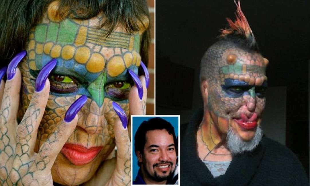 Prima uomo, poi donna e ora drago: Richard desiderava diventare un drago dei videogiochi e lo ha fatto