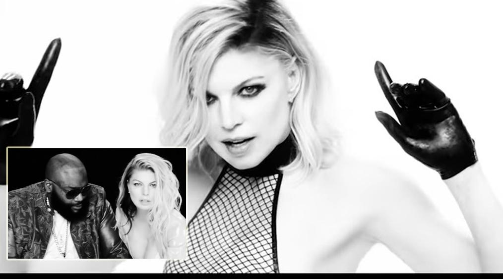 Hungry è il nuovo singolo di Fergie ft. Rick Ross (VIDEO)