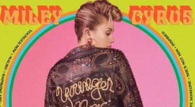 Younger Now è il nuovo singolo di Miley Cyrus