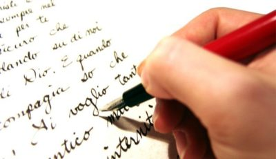 scrivere lettera