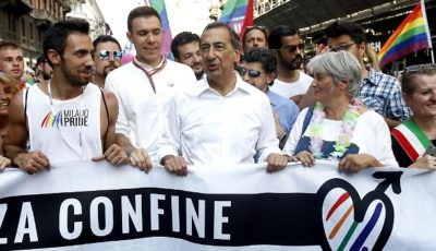 Il sindaco Sala vuole una Milano gay friendly