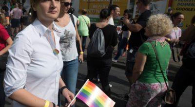 Ana Brnabic gay pride