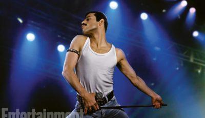 Bohemian Rhapsody,: prima immagine ufficiale di Rami Malek nei panni di Freddie Mercury
