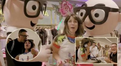 Deianira Terribile nuovo volto di Dolce & Gabbana? Ma tutt'apposto? (VIDEO)