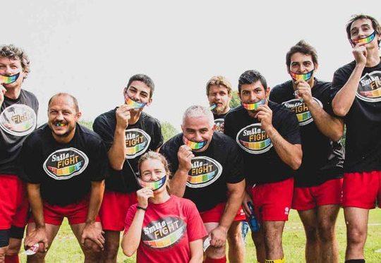 Il rugby pronto a placcare l'omofobia
