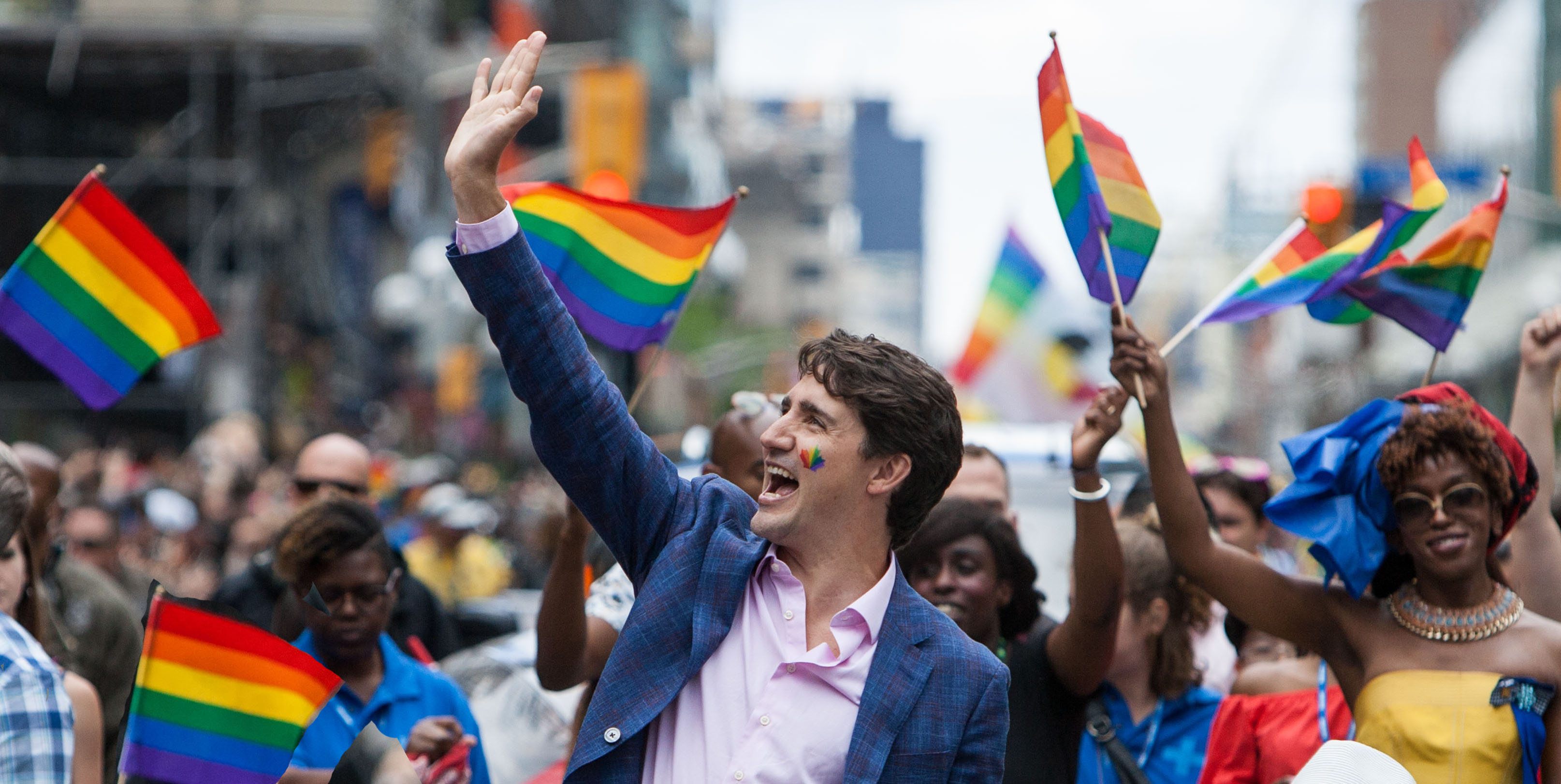 premier Justin Trudeau