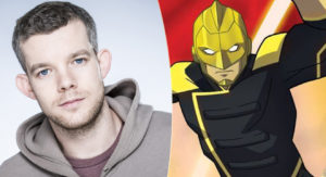 Russell-tovey, Freedom Fighters: The Ray
