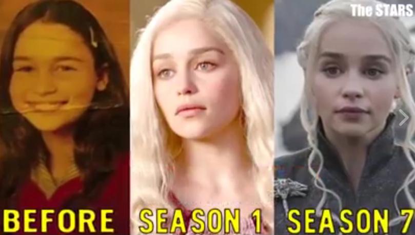Game of Thrones: ecco come sono cambiati gli attori dalla prima stagione ad oggi (VIDEO)