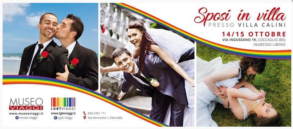 A Fiero le coppie gay non piacciono e le cancellano dai manifesti con la vernice
