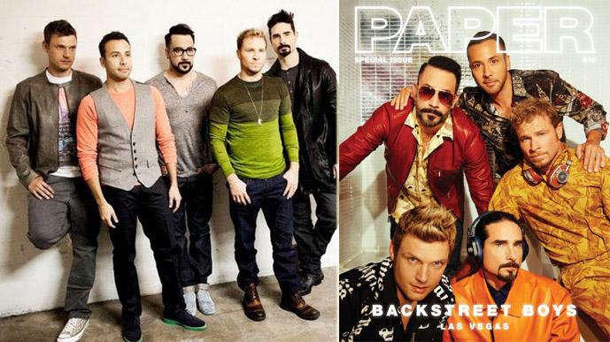 Backstreet Boys sono pronti a tornare con un nuovo album d'inediti