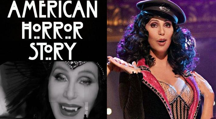 cher american horror story