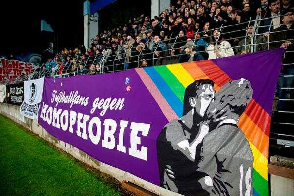 Quando il calcio tifa per i diritti LGBT