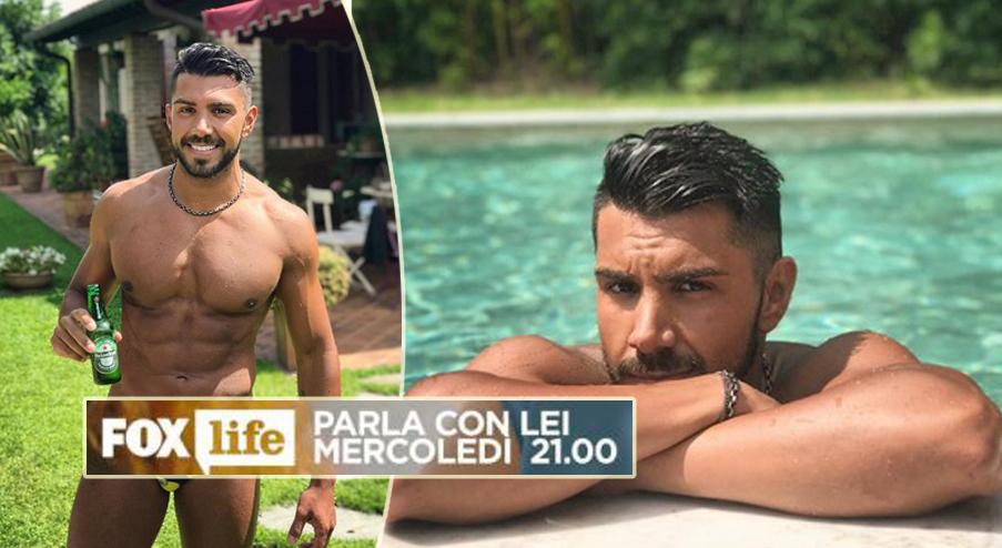 Emanuele Maringola cerca l'amore in un programma gay su Foxlife