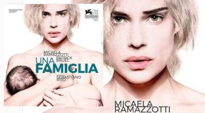 """Micaela Ramazzotti: """"perché le coppie gay non possono adottare? Ci sono tanti bambini che hanno bisogno d'amore"""""""