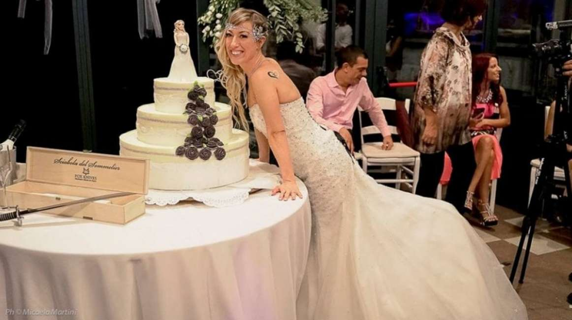 La prima sposa single d'Italia: si chiama Laura Mesi ed è convolata a nozze da sola
