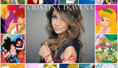Cristina D'Avena, duets