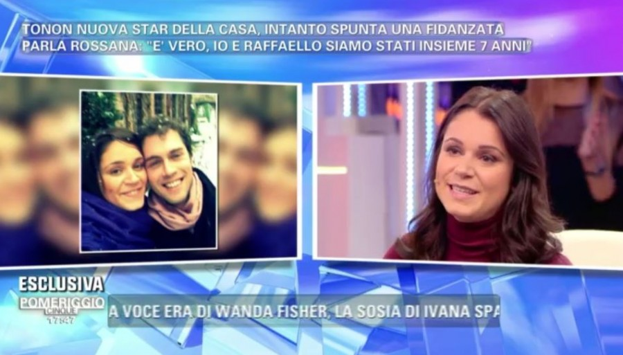 Rossana Feola, raffaello tonon