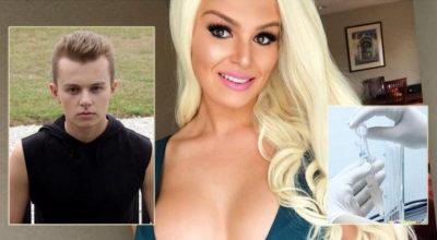 Lea Membrey, sperma, transgender