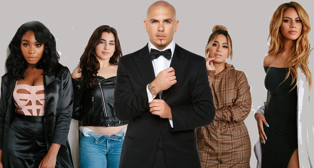 PITBULL FIFTH HARMONY