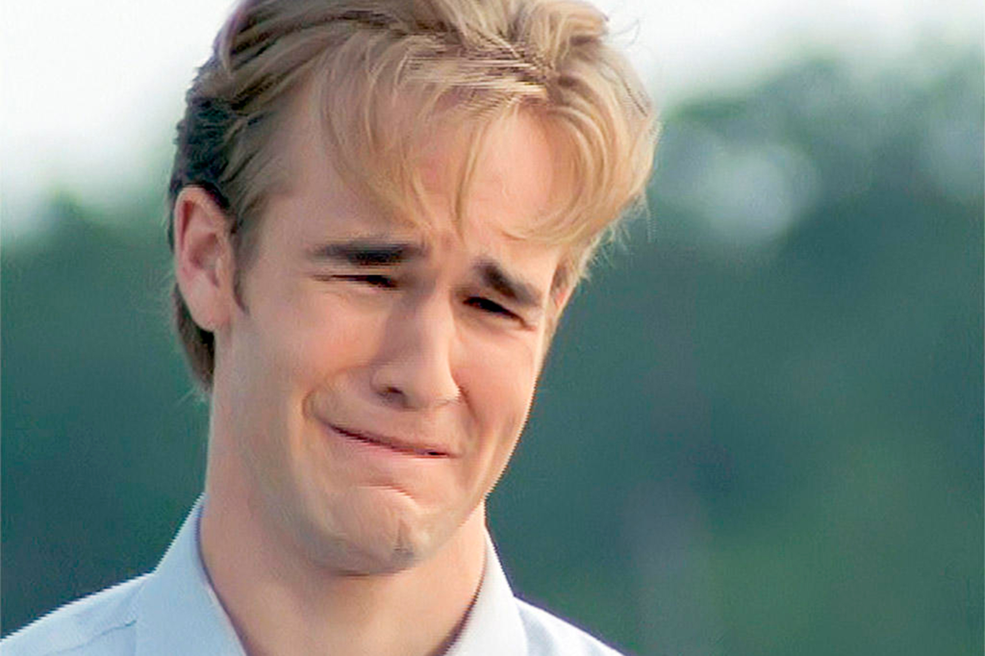 James Van Der Beek, Dawson's Creek