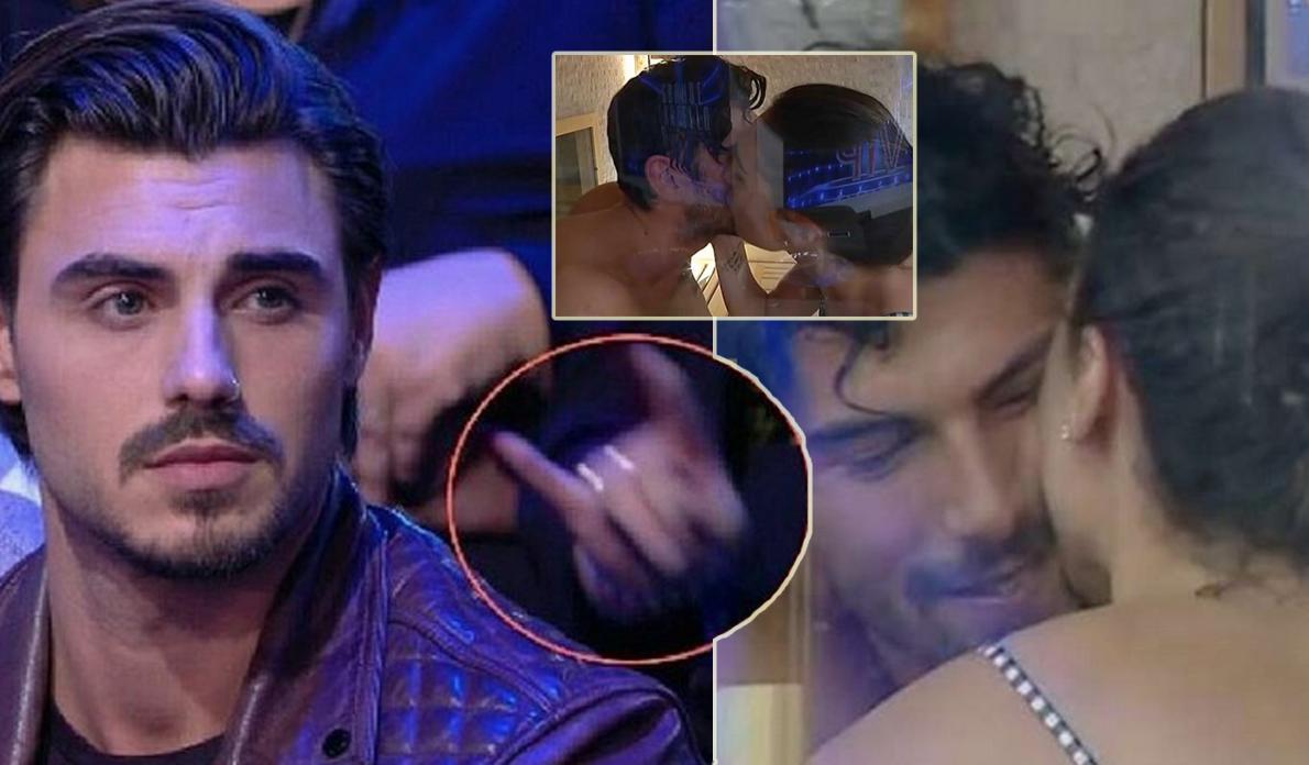 GFVip: arriva il bacio tra Cecilia Rodriguez e Ignazio Moser