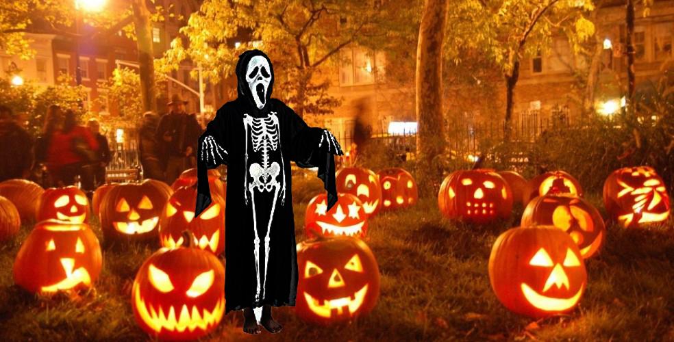 halloween, fantasma
