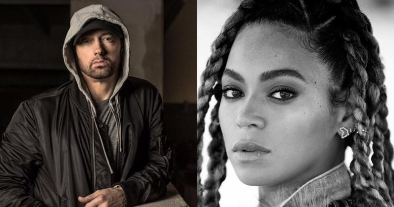 Eminem Beyonce Walk On Water