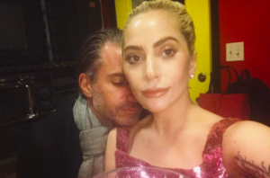 Christian Carino a Lady Gaga