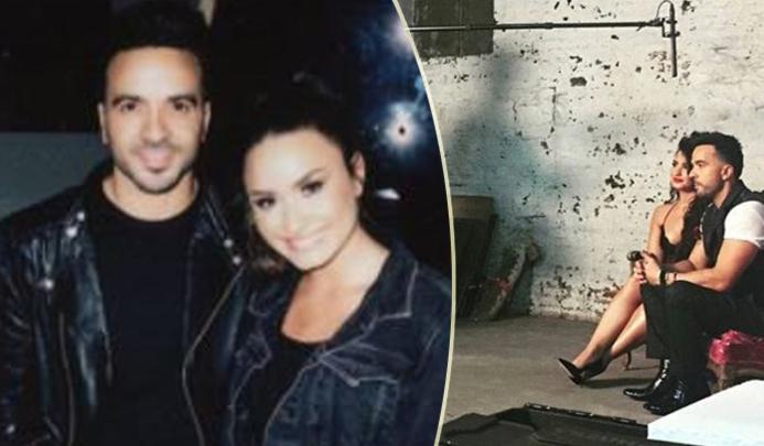 "Luis Fonsi e Demi Lovato insieme in ""Échame La Culpa"""