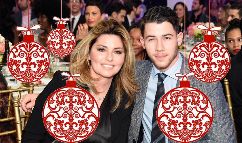 Shania Twain e Nick Jonas