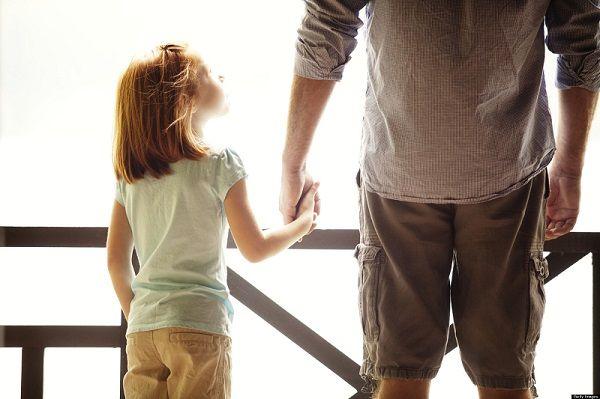 papà-figlia