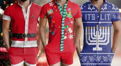 Natale: arrivano le tutine