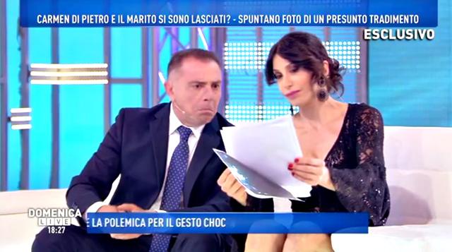 carmen_di_pietro_ex marito, gay