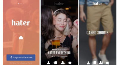 Hater App incontri