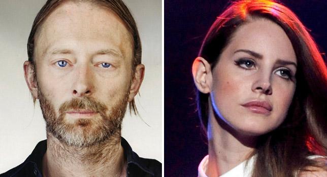 I Radiohead accusano Lana Del Rey