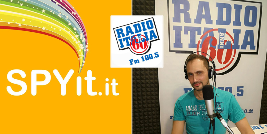 davide ciusani, radio italia anni 60