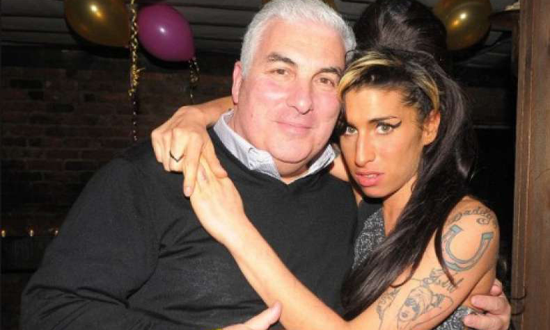 Mitch Winehouse, il padre di Amy,