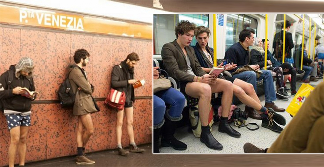 no pant day milano