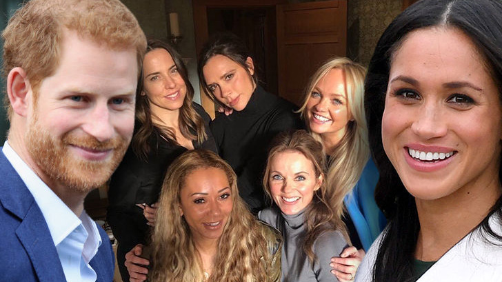 Le Spice Girls canteranno al matrimonio di Harry e Meghan Markle (VIDEO)